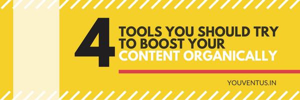 4 tools for content makekting